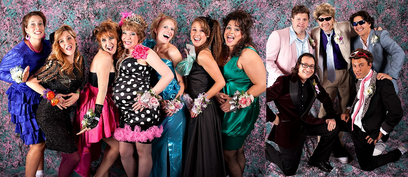 Get your 80s prom on! - Marquee Sydney