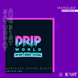 Sep 6th: Marquee Fridays - Marquee Sydney